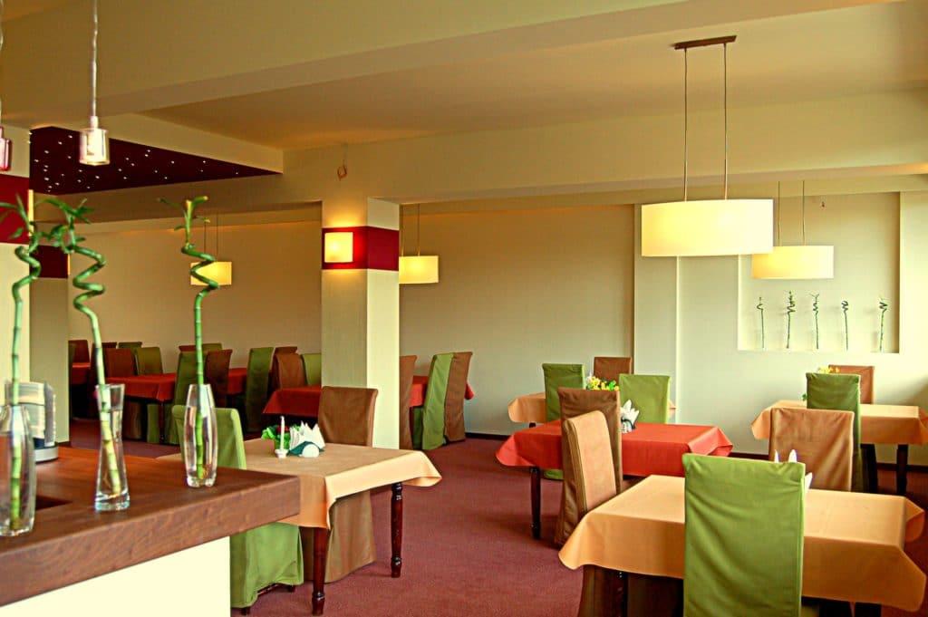 hotel Europa restauracja