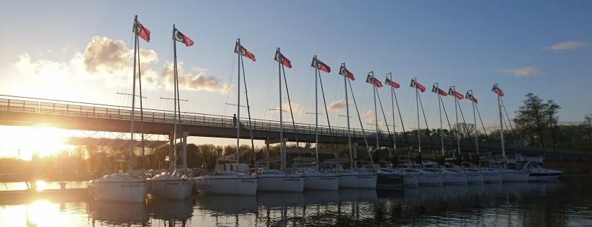 Nasza flota jachtów Gertis