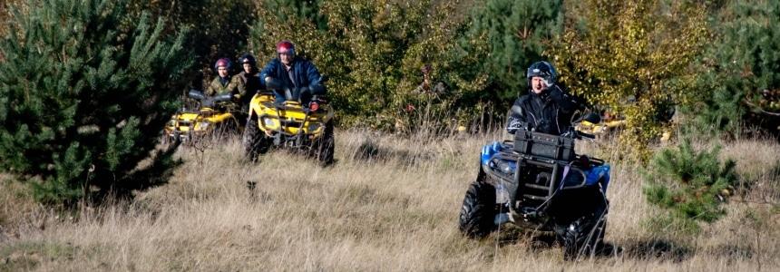 ATV wyprawy quadami